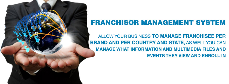 CSP Franchisor Management System