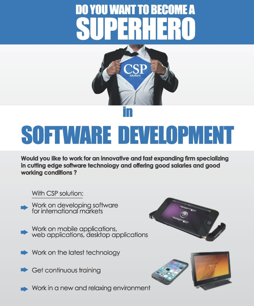 CSP Superhero