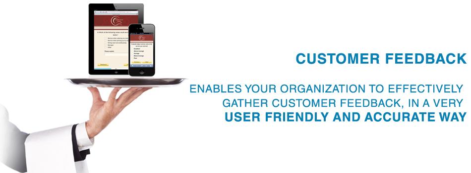 CSP Customer Feedback Solution